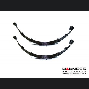 "Ford F-250 Super Duty Leaf Spring Kit - Rear - 5"" Lift"