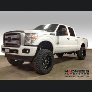 Ford F-250 Super Duty Suspension System - Stage 4 - 7""