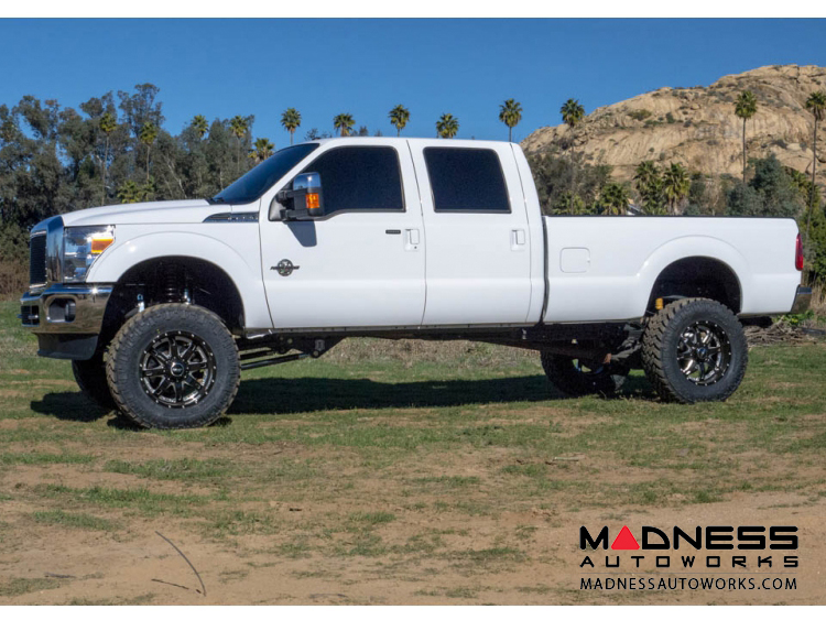 Ford F-250 Super Duty Suspension System - Stage 5 - 7""