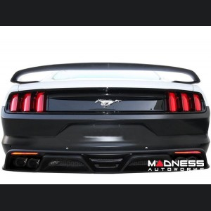 Ford Mustang Rear Diffuser/ Valence by Anderson Composites - Fiberglass - GT350R Style