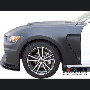 Ford Mustang Front Fenders - Anderson Composites - Fiberglass Set - GT 350 Style
