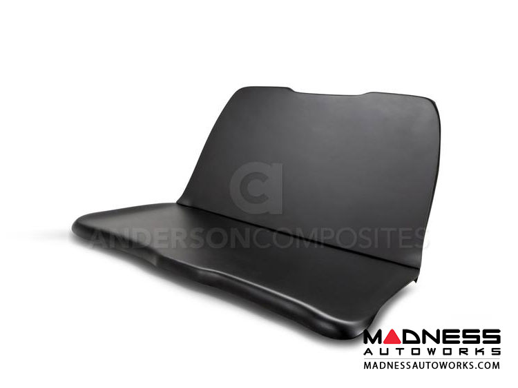 Ford Mustang Rear Seat Delete by Anderson Composites - Fiberglass