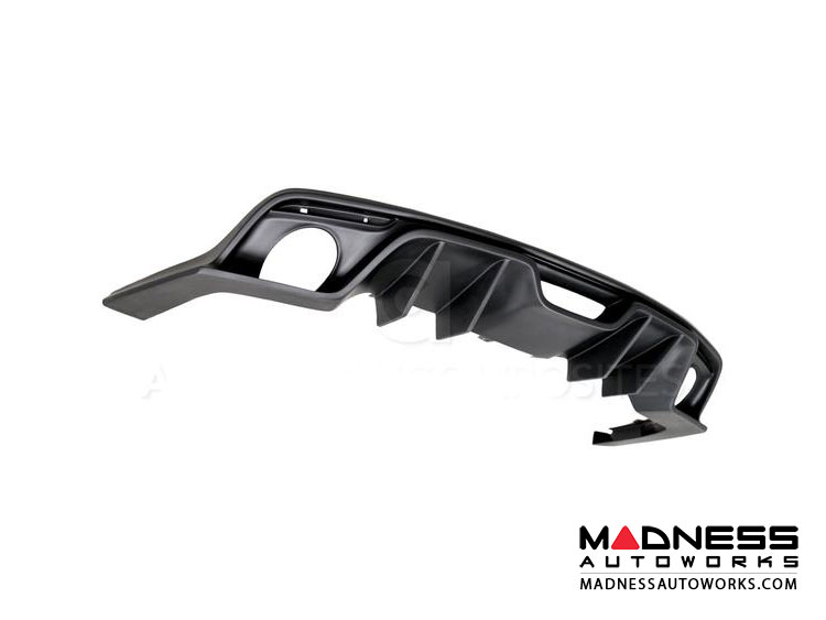 Ford Mustang Rear Diffuser by Anderson Composites - Fiberglass