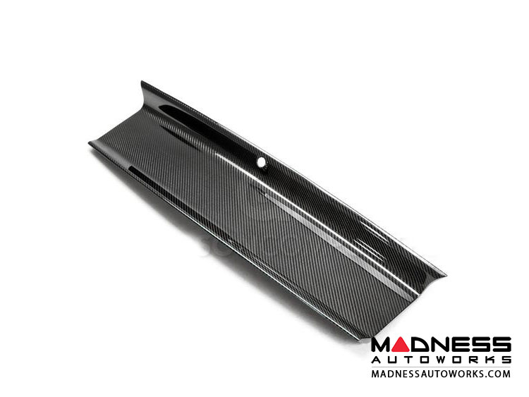 Carbon Fiber Composite Panels : Ford mustang trunk panel by anderson composites
