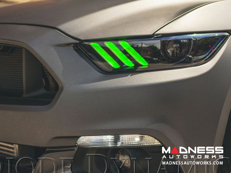Ford Mustang Multicolor DRL LED Boards