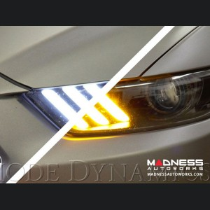 Ford Mustang Switchback DRL LED Boards - EU