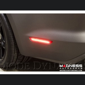 Ford Mustang LED Sidemarkers - Set - Red
