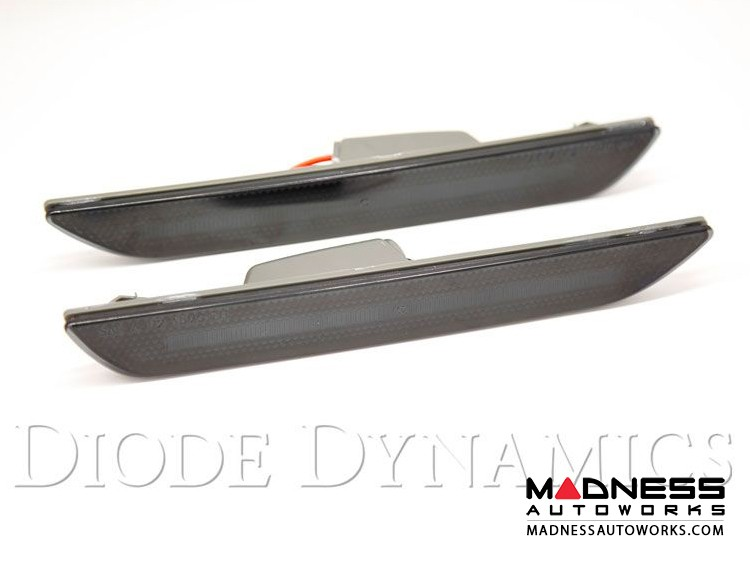 Ford Mustang LED Sidemarkers - Set - Smoked