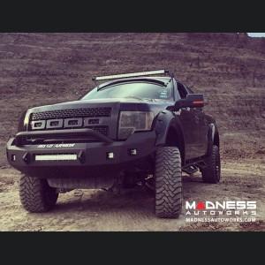 Ford F-150 Stealth Front Non-Winch Bumper Pre-Runner Guard - Texture Black