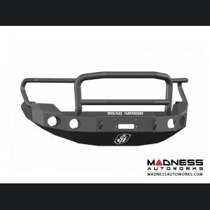Ford F-150 Stealth Front Winch Bumper Lonestar Guard - Smittybilt XRC -Texture Black WARN M12000