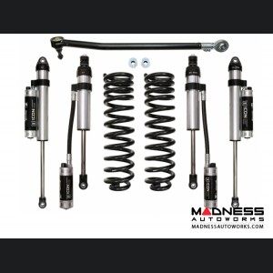 Ford F-350 4WD Suspension System - Stage 4 - 2.5""
