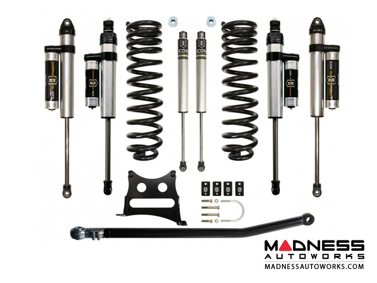 Ford F-250 Super Duty Suspension System - Stage 4 - 2.5""