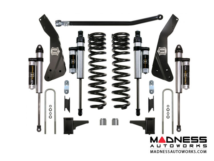 Ford F-250 Super Duty Suspension System - Stage 3 - 4.5""
