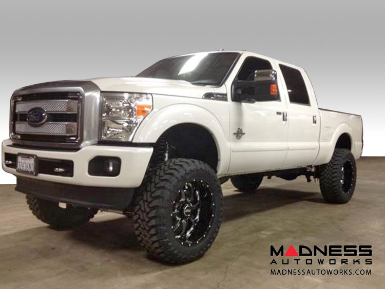 Ford F-350 Super Duty Suspension System - Stage 1 - 7""