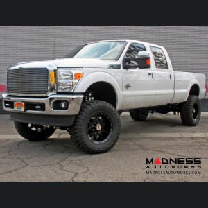 """Ford F-350 Super Duty Suspension System - Stage 5 - 7"""""""