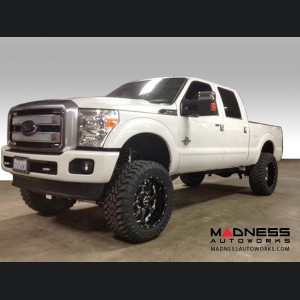 """Ford F-350 Super Duty Suspension System - Stage 2 - 7"""""""