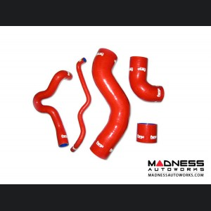 Audi A3 1.8T 5 Piece Silicone Hose Kit by Forge Motorsport - Red