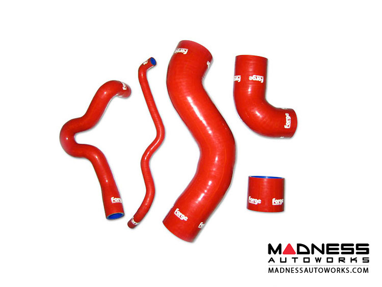 Volkswagen Golf 1.8T Mk4 5 Piece Silicone Hose Kit - Blue