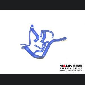 Audi A3 1.8T 7 Piece Coolant Hose Kit by Forge Motorsport - Blue