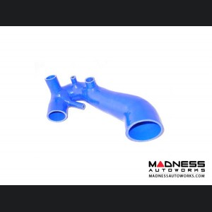 Audi A6 1.8T Upgraded Silicone Intake Hose by Forge Motorsport - Blue