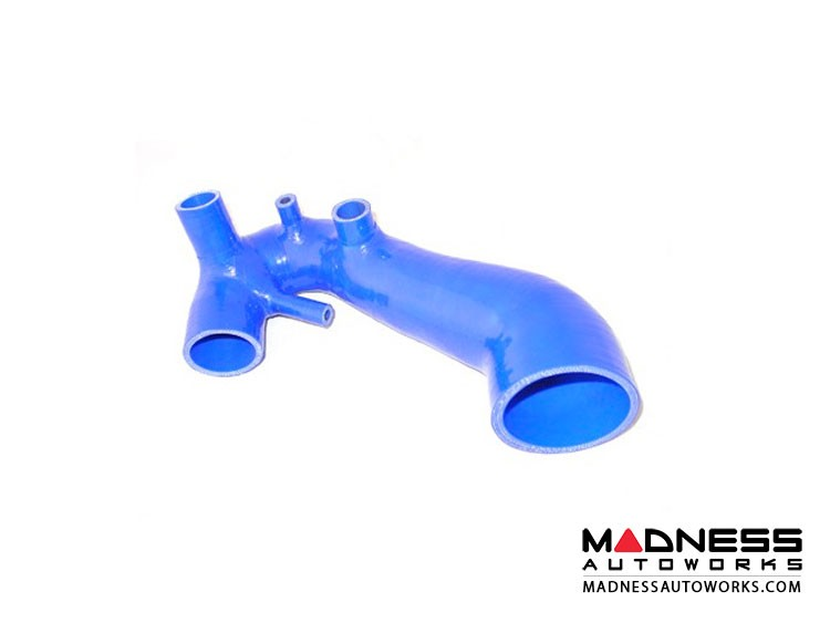 Audi A4 1.8T Upgraded Silicone Intake Hose by Forge Motorsport - Black