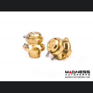Volkswagen Tiguan 2.0 FSiT Blow Off Valve + Kit - Gold