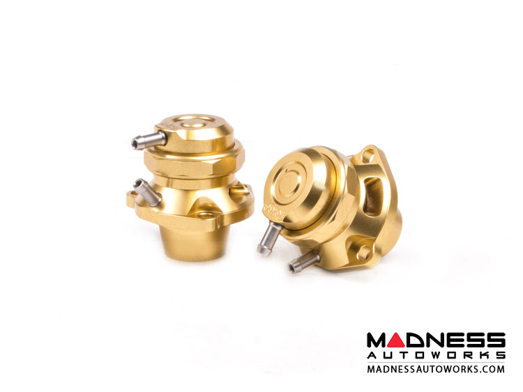 Volkswagen Golf Mk6 GTi Blow Off Valve + Kit - Gold