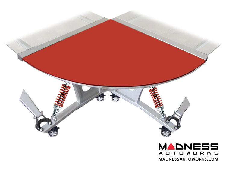 Race Car Style Desk Connector - Targa - Red