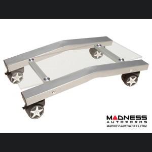 Race Car Style Desk - Monza - Clear