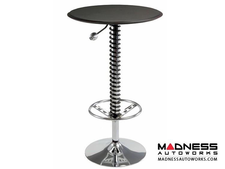 Race Car Style Bar Table - Monza