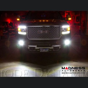 GMC Sierra 2500 Switchback RGBW DRL LED Boards