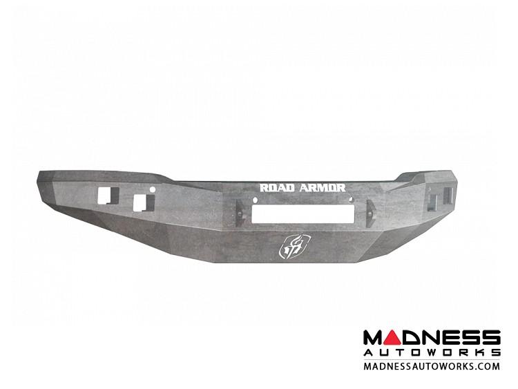 GMC Sierra 1500 Stealth Front Non-Winch Bumper - Raw Steel - (2014-2015)