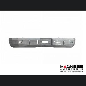 GMC Sierra 1500 Stealth Rear Winch Bumper - Raw Steel WARN M8000 Or 9.5xp - (2015-2019)