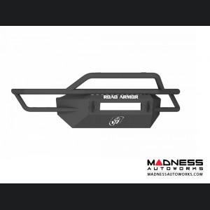 GMC Sierra 1500 Sahara Front Non-Winch Bumper Pre-Runner Guard - Texture Black
