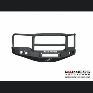 GMC Sierra 1500 Stealth Front Non-Winch Bumper Lonestar Guard - Texture Black - (2016-2017)