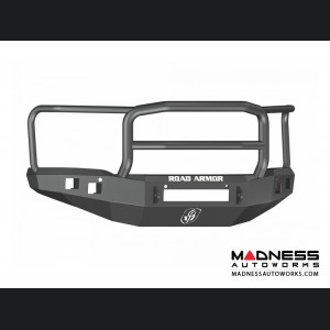 GMC Sierra 1500 Stealth Front Non-Winch Bumper Lonestar Guard - Texture Black