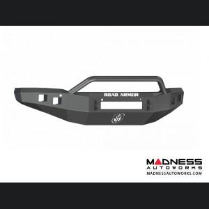 GMC Sierra 1500 Stealth Front Non-Winch Bumper Pre-Runner Guard - Texture Black