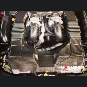 Alfa Romeo Giulia Intake Pipe Kit - 2.9L QV - Carbon Fiber