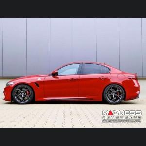 Alfa Romeo Giulia Lowering Springs - 2.9L QV - H&R