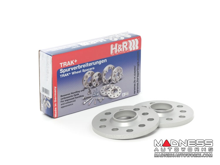 Alfa Romeo Stelvio Wheel Spacers - H&R Trak+ DR Series - 12mm (set of 2)