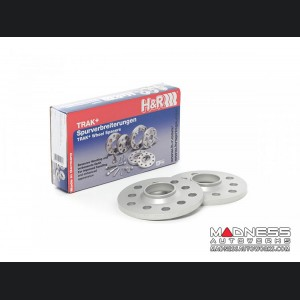Alfa Romeo Giulia Wheel Spacers - H&R Trak+ DR Series - 5mm (set of 2)