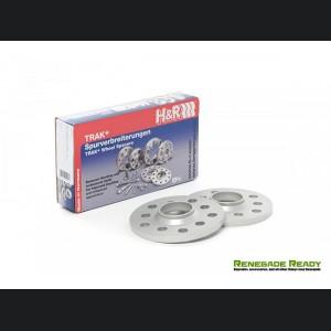 Alfa Romeo Giulia Wheel Spacers - H&R Trak+ DR Series - 5mm (set of 2)