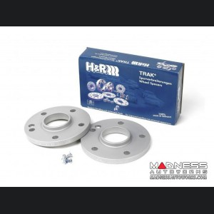 Alfa Romeo Giulia Wheel Spacers by H&R - DR Series - 15mm