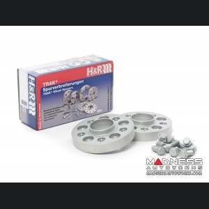 Alfa Romeo Stelvio Wheel Spacers - H&R Trak+ DRA Series - 20mm (set of 2)
