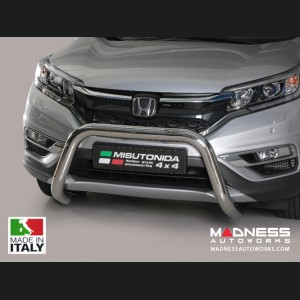 Honda CR-V Bumper Guard - Front - Super Bar by Misutonida
