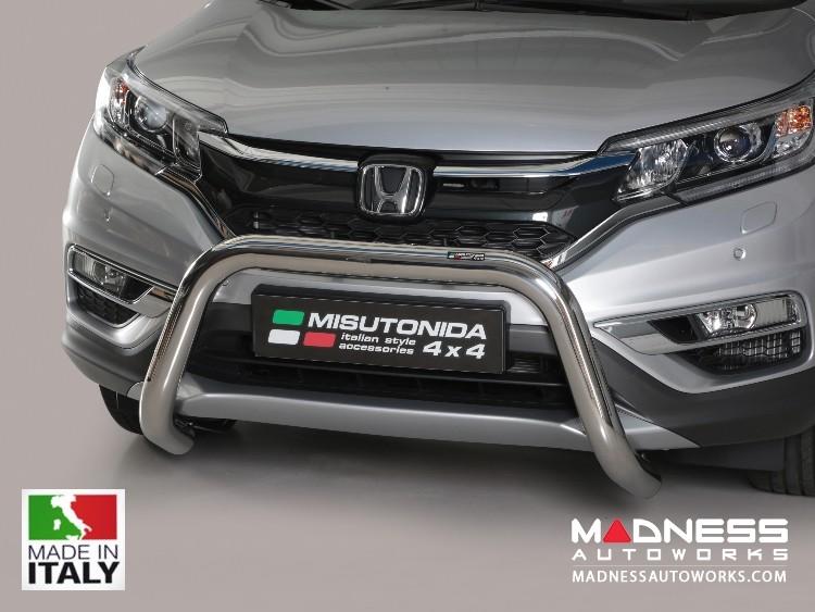 Honda CR-V Bumper Guard - Front - Super Bar by Misutonida