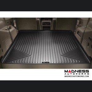 Jeep Renegade Rear Cargo Liner - Husky Liners - Weatherbeater - Black