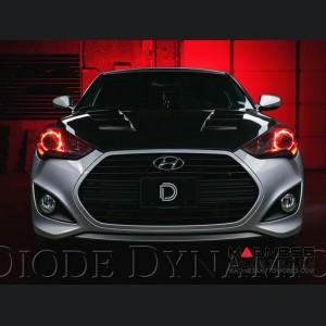 Hyundai Veloster Turbo RGBW LED Boards