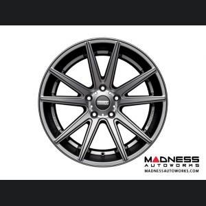Infiniti G35 Sedan Custom Wheels by Fondmetal - Matte Titanium