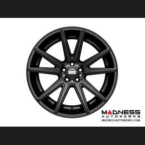 Jaguar XF Custom Wheels by Fondmetal - Matte Black